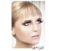 Baci Eyelashes - Реснички Brown Feather Eyelashes (B607)