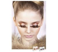Baci Eyelashes - Реснички Brown Feather Eyelashes (B631)