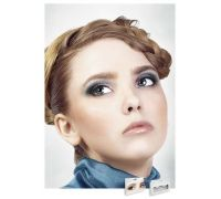 Baci Eyelashes - Реснички Black Deluxe Eyelashes (B686)