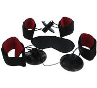 Pipedream - FF SUCTION CUFF BONDAGE KIT (DT44969)