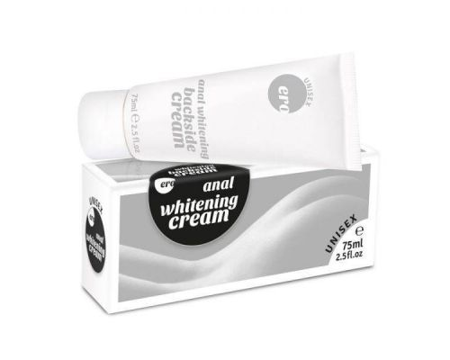 HOT - Осветляющий анальный крем ERO Backside Anal Whitening Cream, 75 мл (H77207)