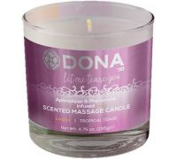 Dona by JO - Свеча для массажа DONA SCENTED MASSAGE CANDLE - SASSY, 135 гр (T251381)