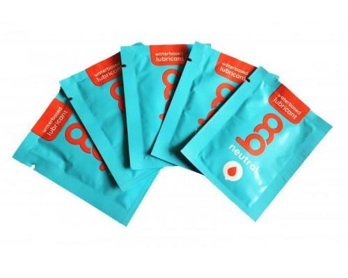 BOO - Набор пробников BOO WATERBASED LUBE FOILS, 5X 2,5 мл (T251998-1)