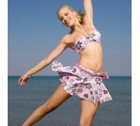 Пляжная юбка для купальников из серии MIX