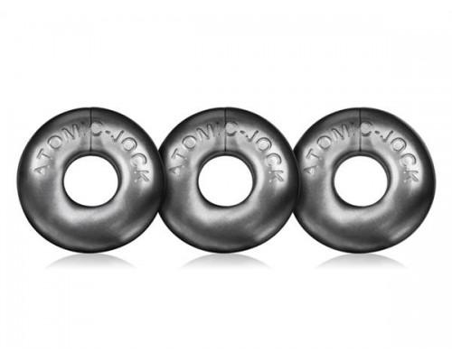 Набор эрекционных колец Oxballs Ringer от Mister B, 2.5 см