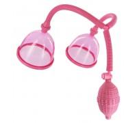 Вакуумная помпа для груди Pink Breast Pumps