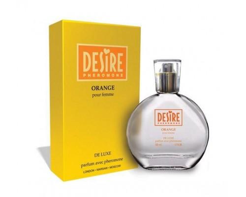 Женские духи Desire Orange, 50 мл