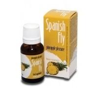 Возбуждающие капли Spanish Fly, ананас, 15 мл