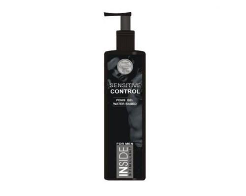 Возбуждающий лубрикант Inside Stimulant Sensitive Control Penis Gel, 150 мл