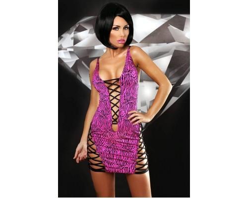 Платье Zebra Dress
