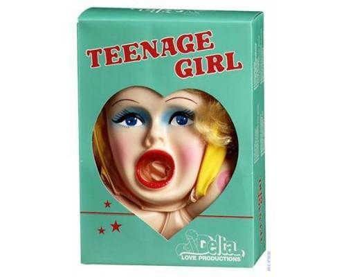 Секс-кукла тинейджер