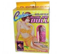 Надувная кукла Blow Job Doll