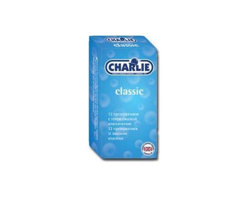 Charlie презервативы классические №12