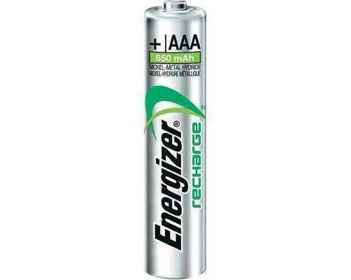 Батарейка Energizer AAA, 850 mAh, 1 шт.