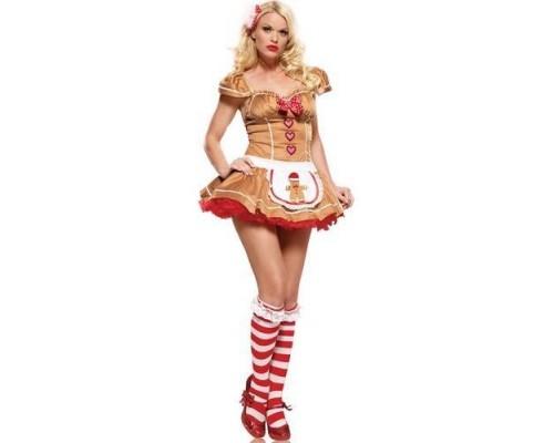 Костюм Gingerbread Girl