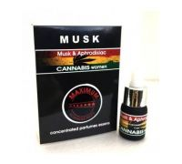 Духи с феромонами для женщин Musk Cannabis 5ml women