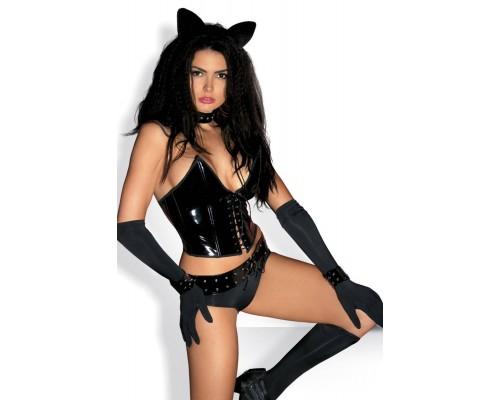 Эротический костюм Obsessive Pussycat