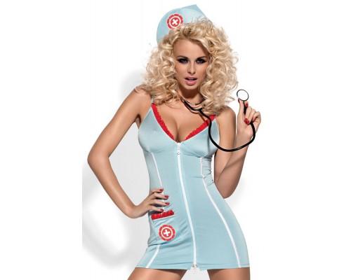 Эротический костюм Obsessive Doctor dress
