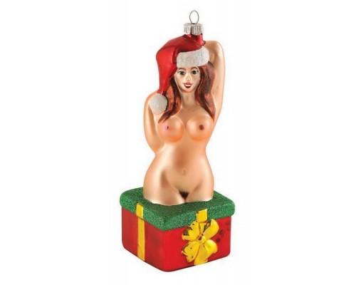 Новогодняя игрушка Подарок