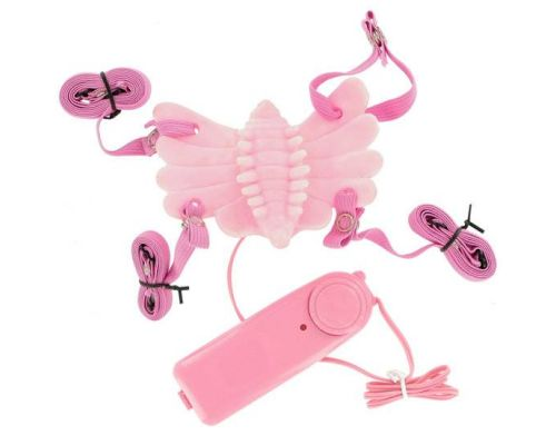 Вибромассажер для клитора Butterfly Massager