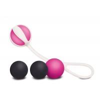 Мощный магнитный тренажер Кегеля Geisha balls Magnetic - Gvibe (Англия)