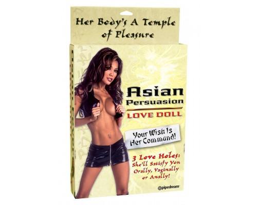 Кукла Азиатская любовница Asian Fever Love Doll