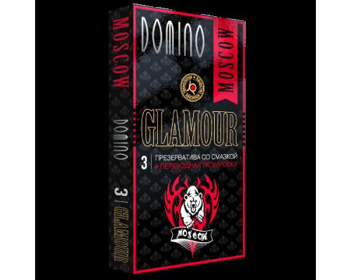 Презервативы Domino Glamoor Moscow + Тату