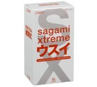 Ультратонкие латексные презервативы Sagami Xtreme, 1 шт.