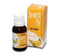 Возбуждающие капли Spanish Fly, банан, 15 мл
