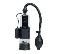 Вакуумный массажер Power Pump, 18х6 см