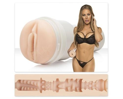 Fleshlight Girls Nicole Aniston Fit мастурбатор, 23х2 см.