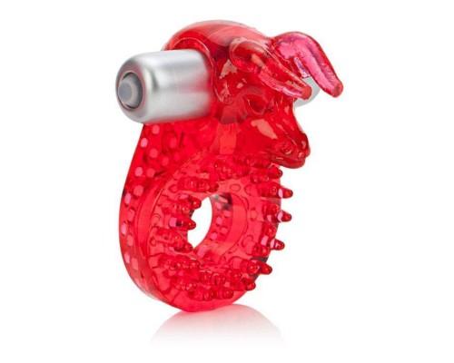 Эрекционное кольцо с вибрацией Couples Raging Bull