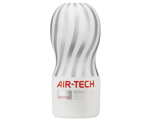 Мастурбатор Tenga - Air-Tech Reusable Vacuum Cup Gentle