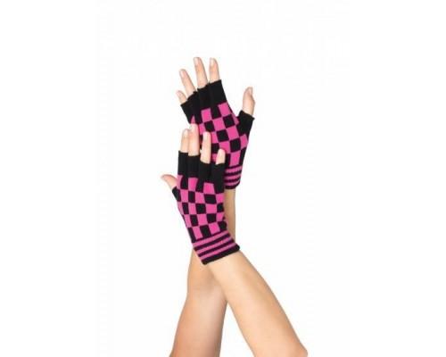 Перчатки с открытыми пальчиками