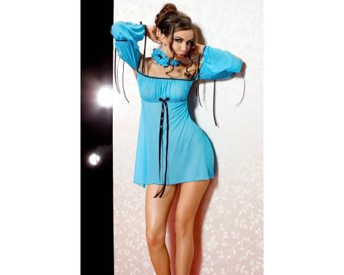 Эротическое платье с рукавами Anais Xenia