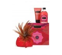 Набор чувственной косметики для тела с ароматом Клубники Treasure Kit Trove Strawberry