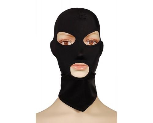 Эластичный шлем-маска Пикантные Штучки
