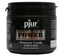 Анальная крем-смазка на силиконовой основе Pjur Power, 150 мл