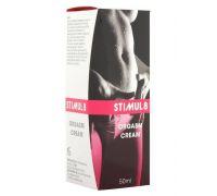 Возбуждающий крем для женщин Stimul8 «Orgasm Cream», 50мл
