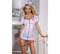 Костюм сексапильной медсестрички - Dolce Piccante