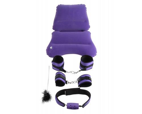 Набор Fetish Fantasy Series Purple Pleasure Bondage Set