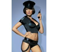 Эротический костюм Obsessive Police set