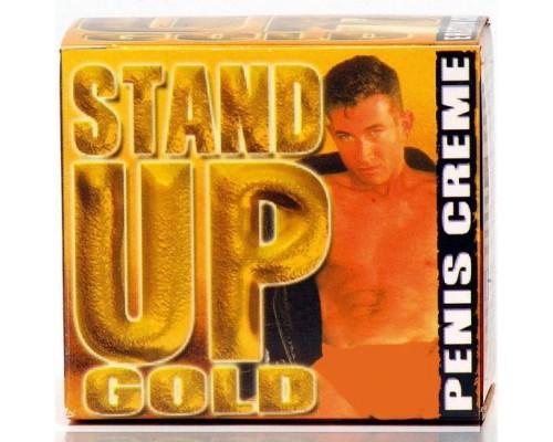 Эрекционный крем Stand Up Gold, 50 мл
