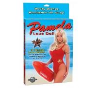 Надувная секс-кукла Pamela