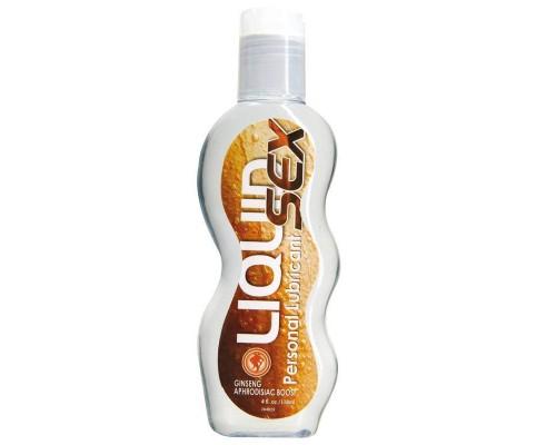 Лубрикант Liquid Sex® Ginseng Boost Lube, 118 мл