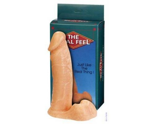 "Фаллоимитатор ""The Real Feel"", 20Х4 см"