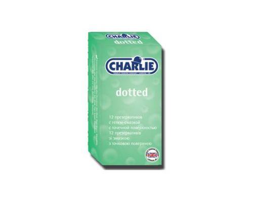 Charlie презервативы с пупырышками №12