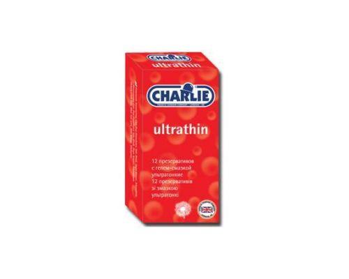 Charlie презервативы ультратонкие №12