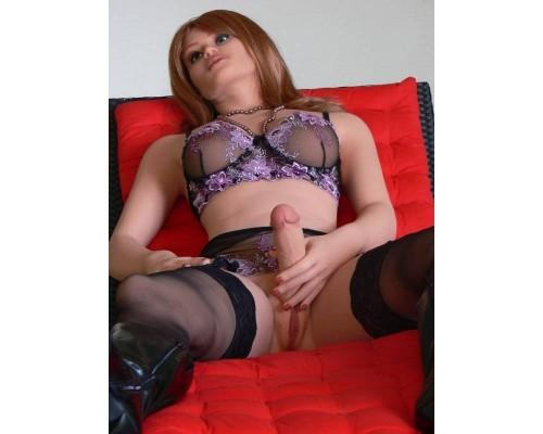 Реалистичная секс-кукла Transectual