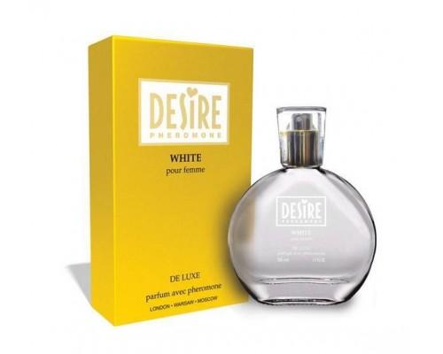 Женские духи Desire White, 50 мл